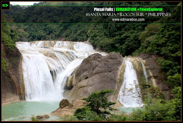 Ilocos Sur Pinzal Falls2