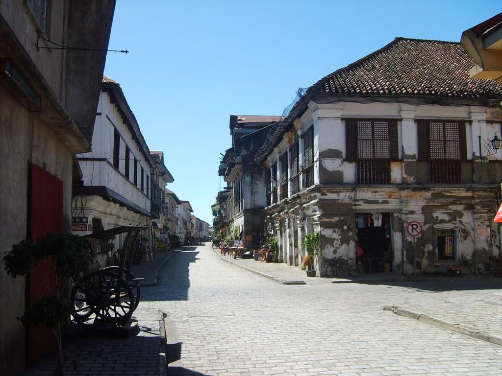 Ilocos Sur Vigan