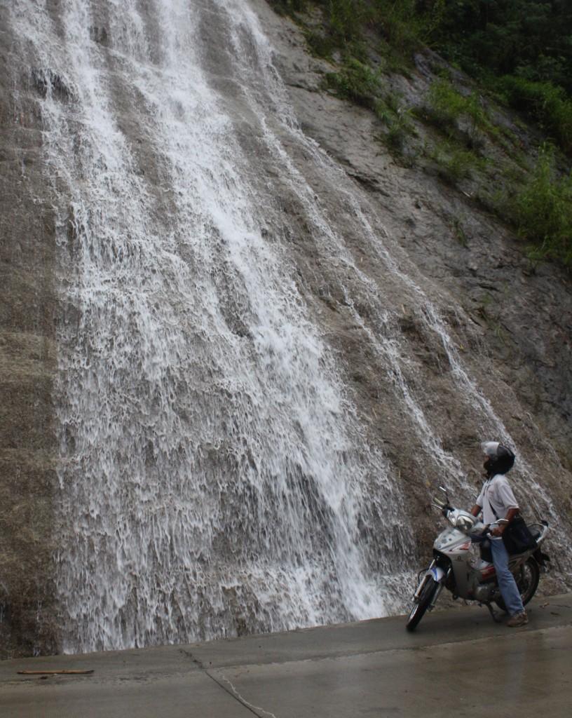 Ilocos Sur Bessang Pass Falls