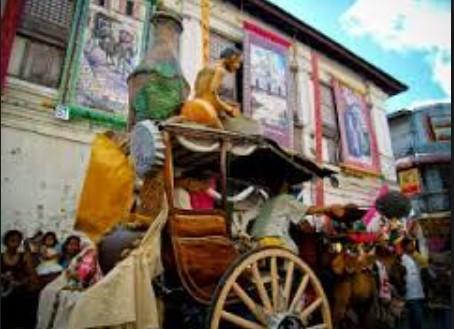 Ilocos Sur Sinait Garlic Festival