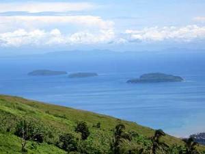 Marinduque Tres Reyes Islands