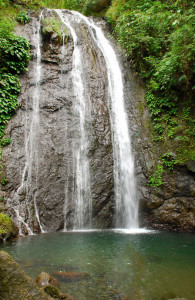 Antique Bugtong Bato Waterfalls