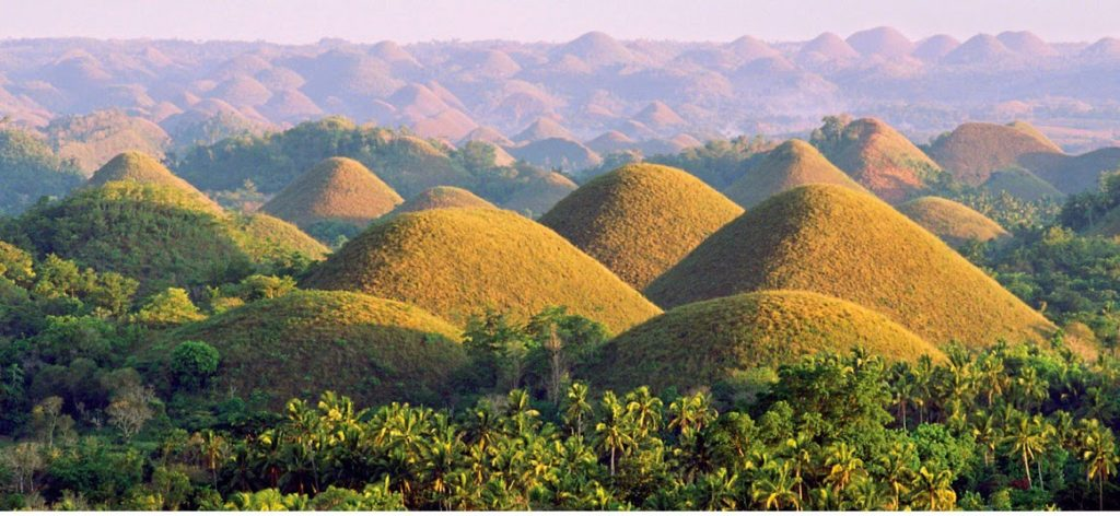 Innumerable Interesting Tourist Spots In Bohol Travel To